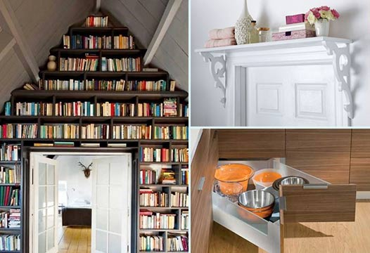 7 storage ideas to save time – and headaches