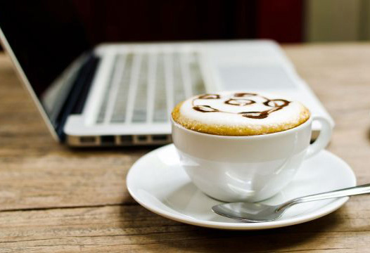 Plug in at these laptop-friendly cafés
