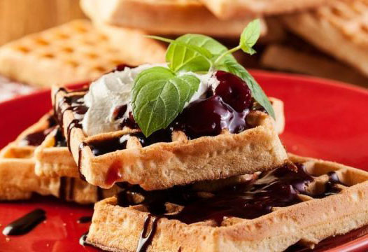 Can't-miss waffle wonders