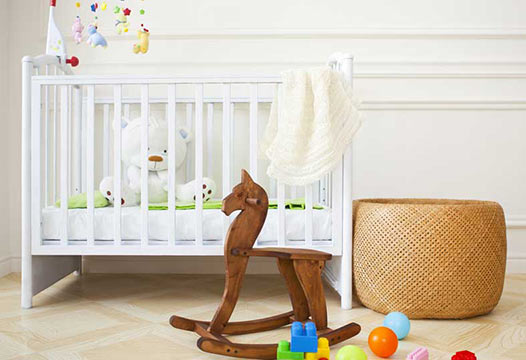 Your first baby: Top 10 nursery essentials