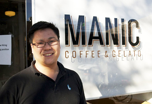 Bringing coffee mania to Toronto