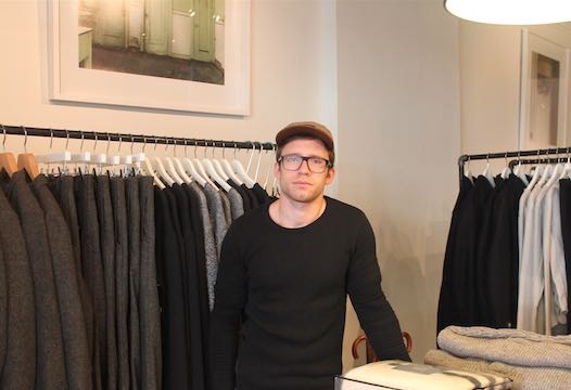 A menswear haven in the Junction