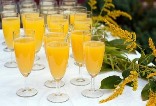 Mimosas that are worth waking up for