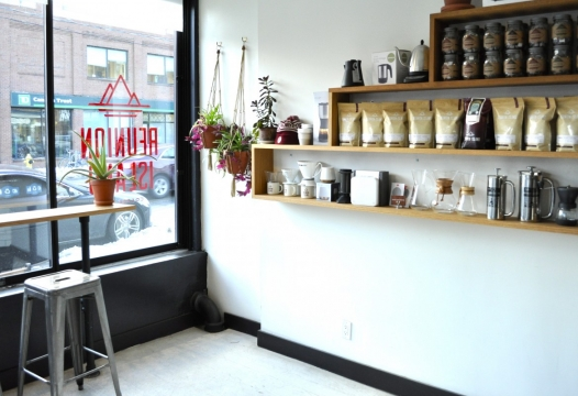 Specialty coffee finds a home on Roncy