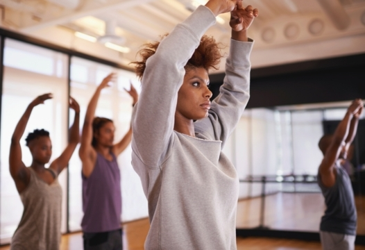 Get your feet moving at these drop-in dance classes