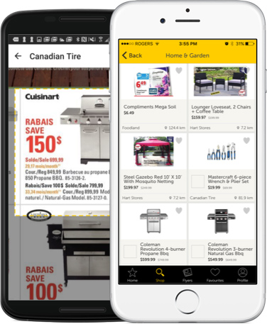 YP Shopwise the best shopping app and get the latest deals and flyers.